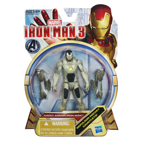 Action Figure Iron Man 3 Armadura Fantasma