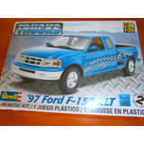 Ford F150 Xlt 1997 Pick Up Para Armar Revell 1/25