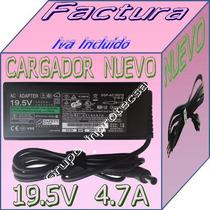 Cargador Compatible Sony Vaio Vpc-el16fj/w 19.5v 4.7a 90w