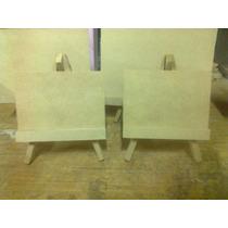Mini Atriles En Fibrofacil 6x9 X 10 Unidades