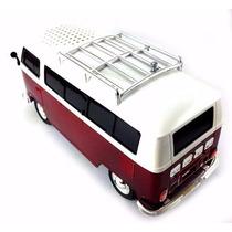 266 Caixa Caixinha Som Portatil Carro Kombi Micro Sd Usb Fm