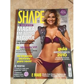 Revista Shape Flávia Alessandra N°4 Ano 2009