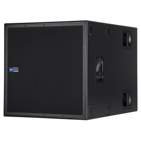 Active High Power Subwoofer Rcf Tts28-a
