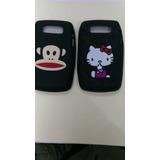 Forro Estuche Blackberry 9700, 9780, Hello Kitty, Paul Fran