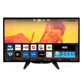 Smart Tv 32 Led Hd Le32s5760 Wi-fi 2 Usb 3 Hdmi Aoc