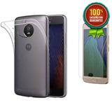 Capinha Celular Motorola Moto G5 + Pelicula Vidro Transp.