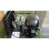 Unidad Condensadora 1/4 Hp 134a 110v Compresor Danfoss Nueva