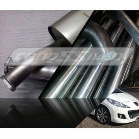 Peugeot 207 Rc Cañossilen - 1/2 Equipo Inox