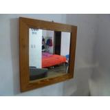 Espejo En Pinotea Reciclada 050 X 050 Mts. Breve Reseña