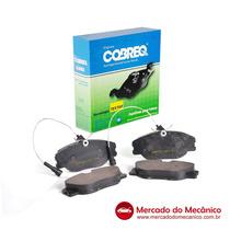 Pastilhas De Freio Dianteira Marea / Coupe - Cobreq N-607