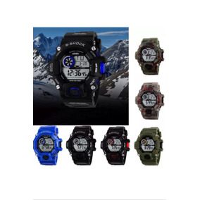 Reloj Sport Militar Multifuncional