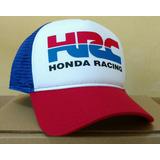 Boné Hrc Honda Racing Moto Gp Cbr 1000