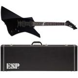Guitarra Esp Ltd James Hetfield Snakebyte Black Unica Pieza