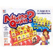 Juego De Mesa Adivina Quien? Original Hasbro Belgrano