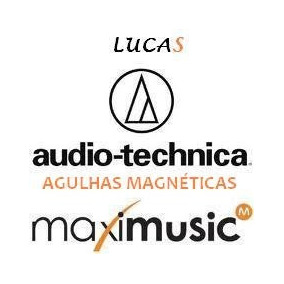 Agulha Audio- Technica Yellow Star Atn- 71 Na Caixa Lacrada