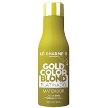 Le Charmes Matizador Intensy Color Gold 500ml