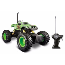 Maisto Tech Rock Crawler Carro Rc Remoto Monster Truck 4x4