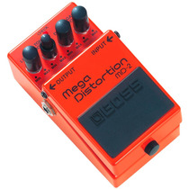 Pedal Para Guitarra Mega Distortion Md 2 - Boss