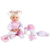 Muñeca Little Mommy Mi Bebe De Verdad