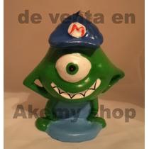 Mike Monster Inc O Sully Vela Para Pastel
