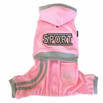 Pants/traje Deportivo Para Perro Hm4