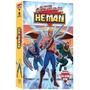 Box - As Novas Aventuras De He-man Vol.1 - 6 Dvds - Original