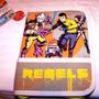 Cartuchera Star Wars Rebel Completa De Utiles Disney Store!