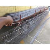 Cerchas De 15cm * 6mts Para Construcción