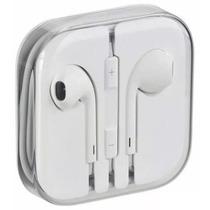 Audifonos Earpods Iphone 6 5 5s 6s 4 Manos Libres Celulares