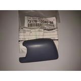 Tapa Tornillo Cinturon Delantero Corolla 99-02 Original Bk