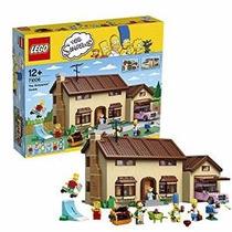 Lego 71006 La Casa De Los Simpsons Boutique Cigogne