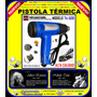 Pistola Térmica / Aire Caliente / Miyako Usa 74-508 / 1500w