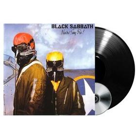 Black Sabbath: Never Say Die! (180g)limited Edition) Lp +cd