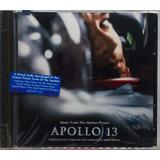 Cd Apollo 13 Trilha Sonora 1995 Americano Lacrado Mca
