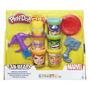Massinha Play-doh - Marvel Vingadores - Heróis Reunidos