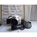 Cámara Digital Fujifilm Finepix S8600 Blanco Nueva 36x