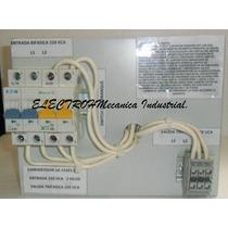 Convertidor De Fases Bifasico A Trifasico 220 Volts 5 Hp Fdp