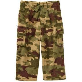 Pantalon Camuflaje Militar Talla 12 Y 18 Meses
