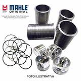 Kit Motor Mwm 6.10 Turbinado Para 6cc Original Mahle K13930