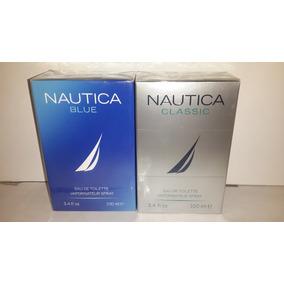 Nautica Blue Y Nautica Clasico $750. Envio Gratis
