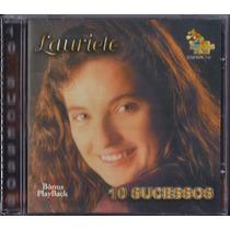 Cd Lauriete - 10 Sucessos (bônus_playback)