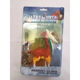 Figuras De La Era Del Hielo Shangri Llama 15cm Articulado!!!
