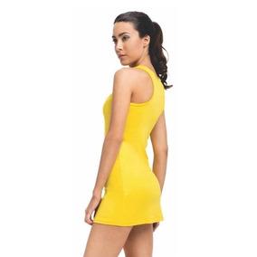 Musculosa Vestido Remeron Deportivo Mujer Danseur