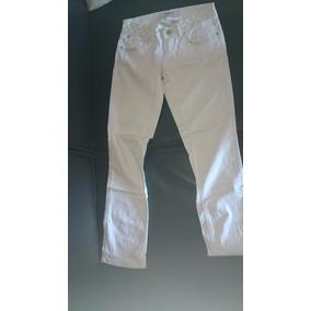 Pantalon Gabardina Sweet Con Tachas Nuevo Mujer