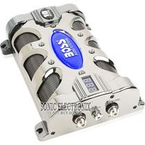 Mega Capacitor 10 Farad Boss Proteja Seu Amplificador