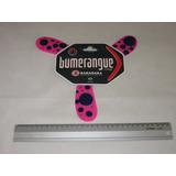 Bumerangue -bahadara -agile +8 Anos -destro - 10m -rosa+mar.