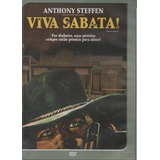 Dvd - Viva Sabata - Anthony Steffen & Peter Lee Lawrence