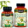Graviola 500 Mg 60 Capsulas Apisnutri A Melhor Do Mercado!!!