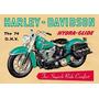 Chapas Vintage Motos Super Heroes Promoción 4 Envío Gratis