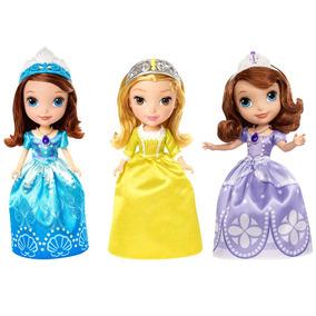 Boneca Princesa Sofia Disney - Grande - Sofia Original